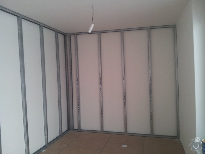 Odhlučněné stěny: 20120125_114300