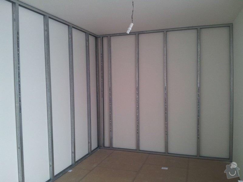 Odhlučněné stěny: 20120125_114307