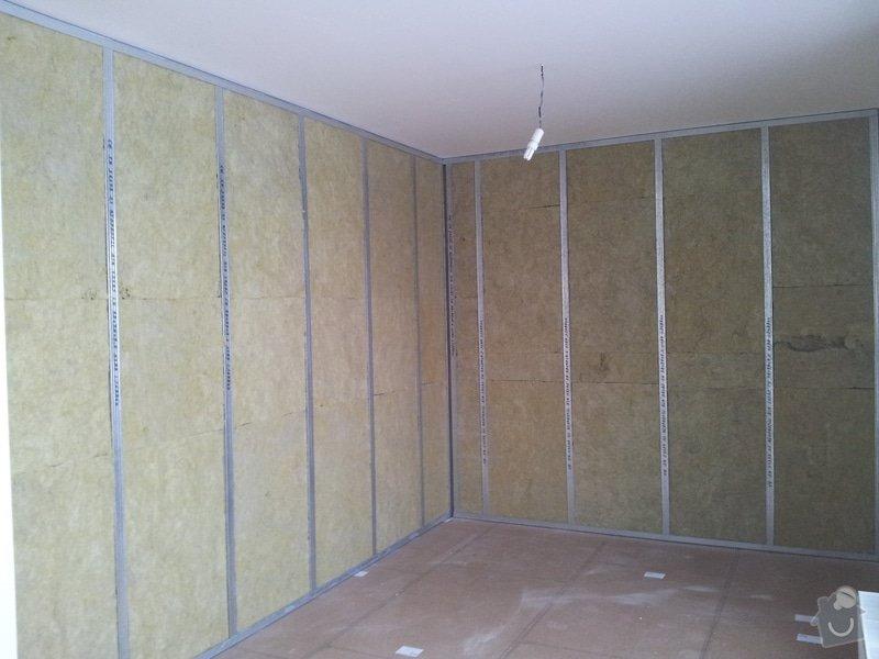 Odhlučněné stěny: 20120125_121347