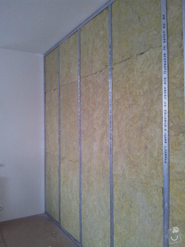 Odhlučněné stěny: 20120125_121411