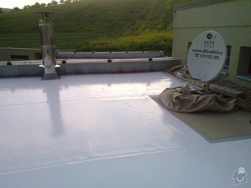 Izolace střech pro firmu ES systems produkt s.r.o: 07062010401