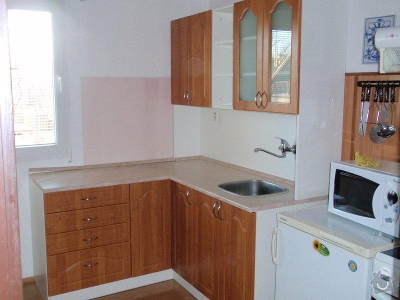 Výroba a montáž kuchyňské linky: P2052274