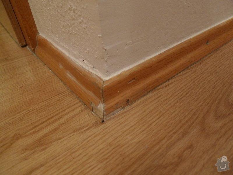 Výměna podlahových lišt / 45m: P1000638
