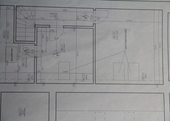Rekonstrukce 2. NP rodinného domu