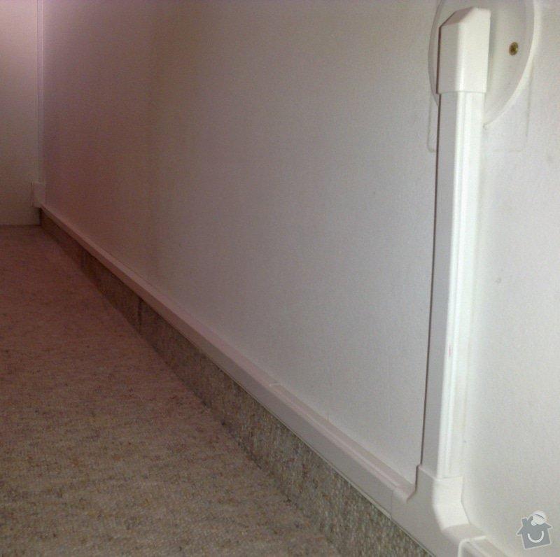 Montáž zásuvek k posteli v ložnici: 009