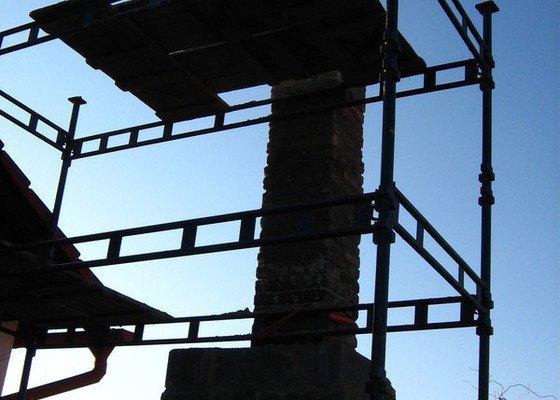 Rekonstrukce - vložkování komína
