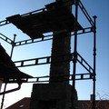 Rekonstrukce vlozkovani komina dovlozkovano po
