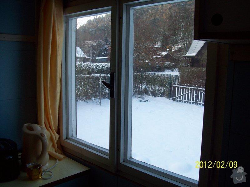 Výroba a výměna dřevěných oken u rekreační chaty: okna_chata_011