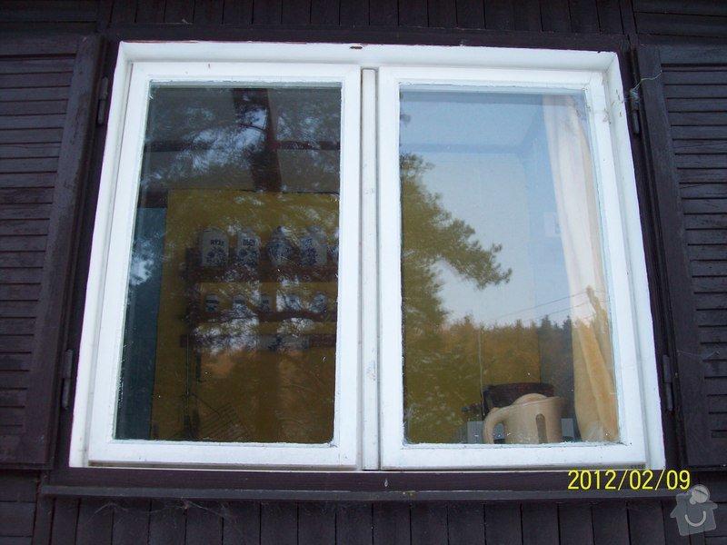 Výroba a výměna dřevěných oken u rekreační chaty: okna_chata_006