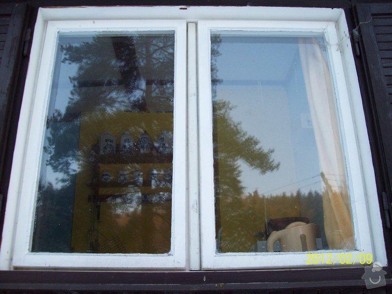 Výroba a výměna dřevěných oken u rekreační chaty: okna_chata_008