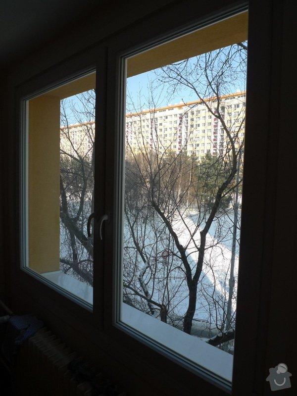 Zhotovení horizontálních interiérových žaluzií 8m^2: P1000660