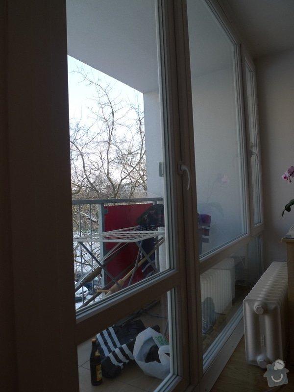 Zhotovení horizontálních interiérových žaluzií 8m^2: P1000661