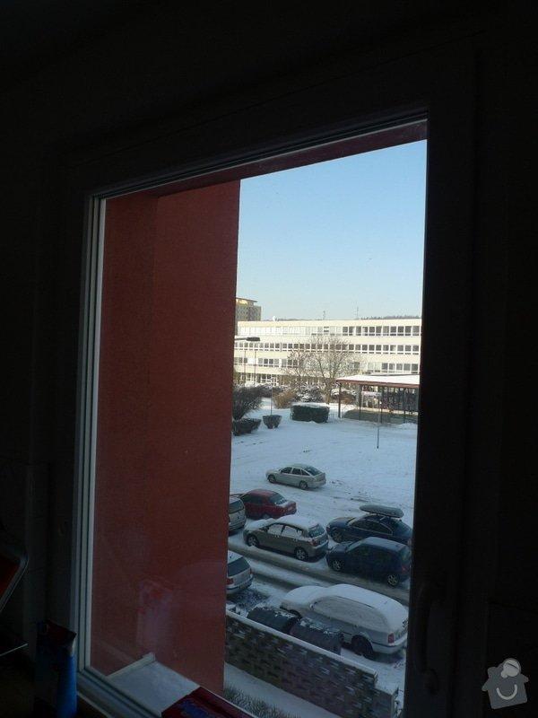 Zhotovení horizontálních interiérových žaluzií 8m^2: P1000662
