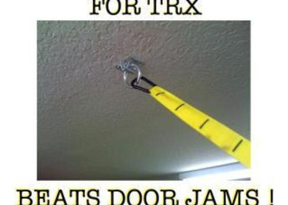 Potrebuji pevny uchyt na strop do bytu v panelaku.