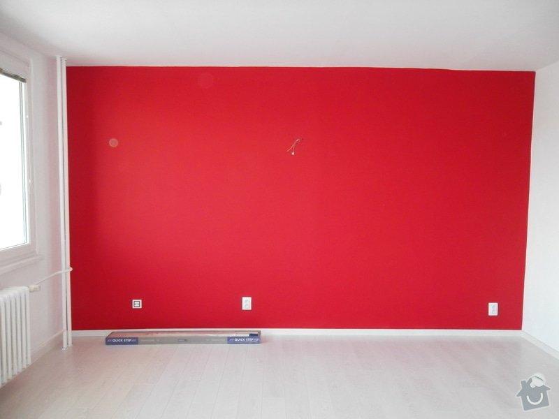 Malování pokoje: cervena_stena_2