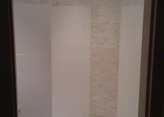 Rekonstrukce koupelny,kuchyně,předsíně