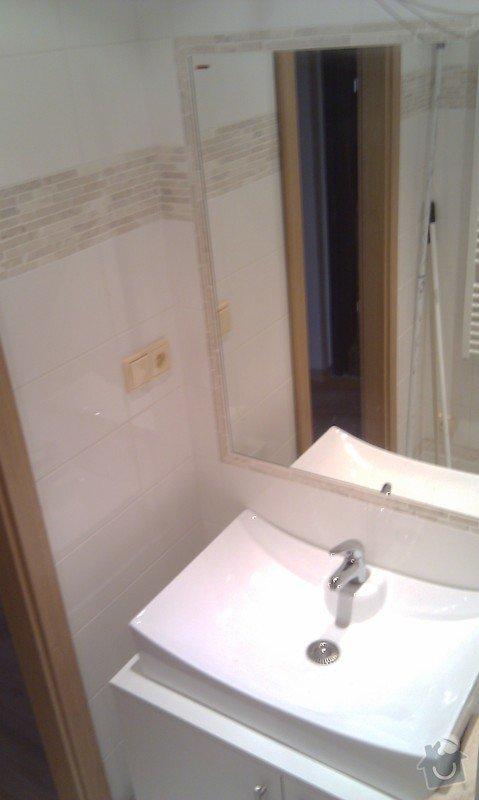 Rekonstrukce koupelny,kuchyně,předsíně: IMAG1556