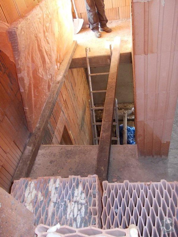 3x šalunk pro betonové schody / Děčín: DSCN0466