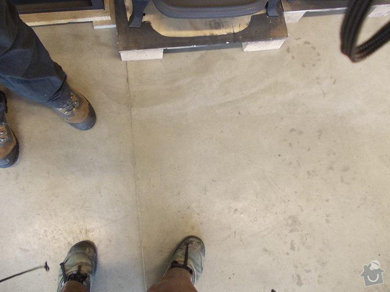 3x betonové podlahy / Děčín: DSCN0453