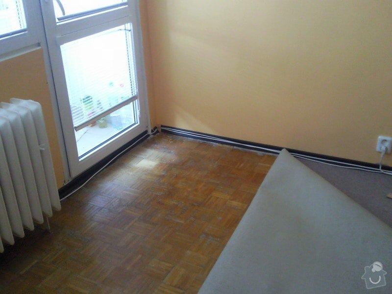 Renovace parketové podlahy: Fotografie0675