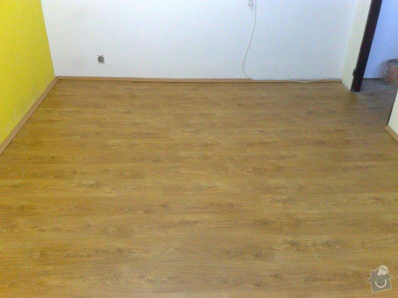 Vyrovnání betonové podlahy v paneláku: 12022012077