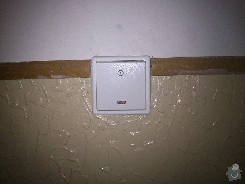 Rekonstrukce elektroinstalace v bytovém domě: 2