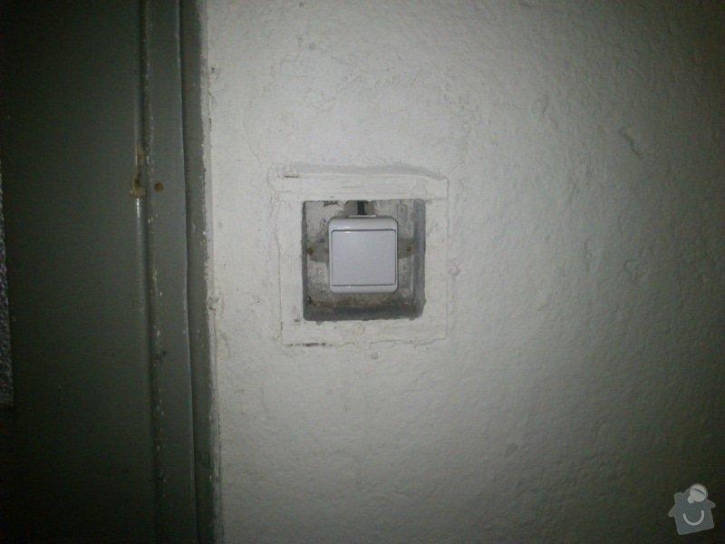 Rekonstrukce elektroinstalace v bytovém domě: 3