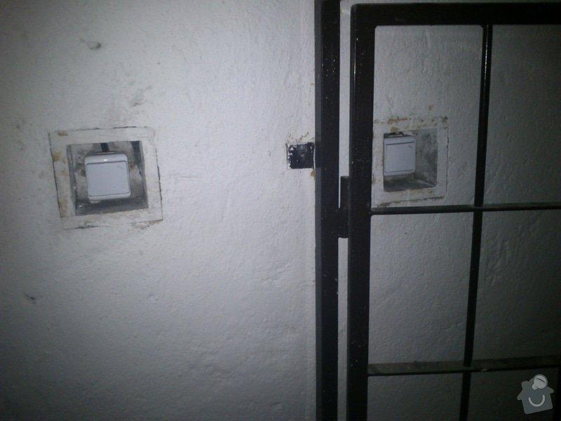 Rekonstrukce elektroinstalace v bytovém domě: 4