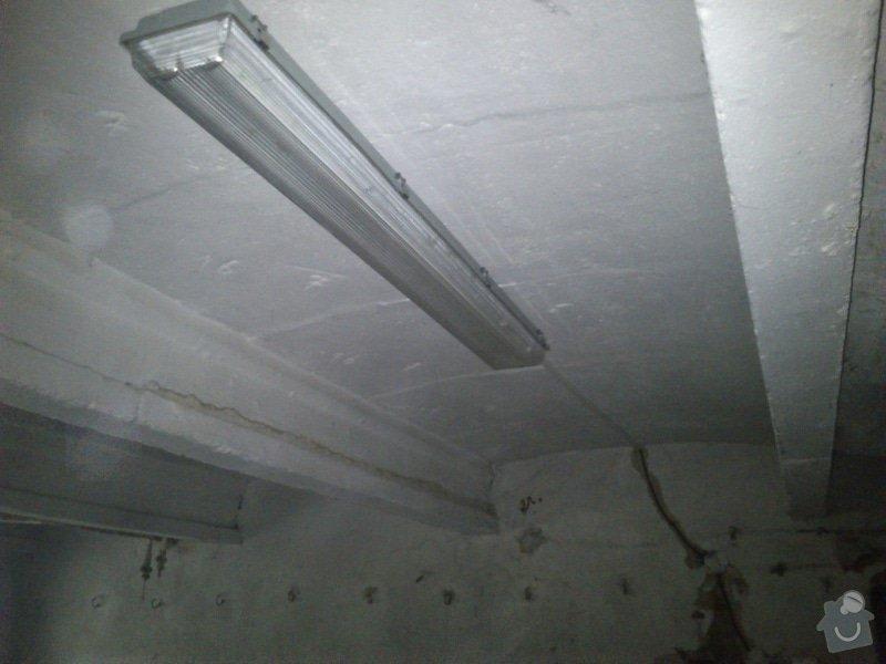 Rekonstrukce elektroinstalace v bytovém domě: 6