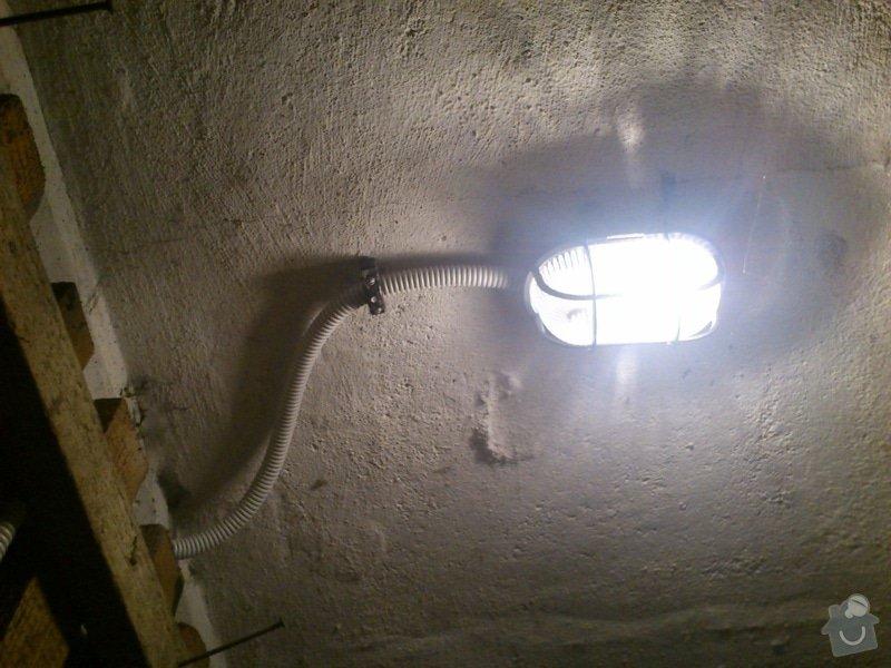 Rekonstrukce elektroinstalace v bytovém domě: 9