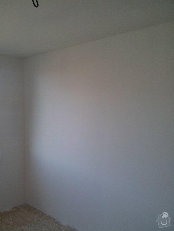 Rekonstrukce bytu - montáže sádrokartonu, osazení bojleru + nové otopné těleso, nové rozvody elektro  : Ber._2