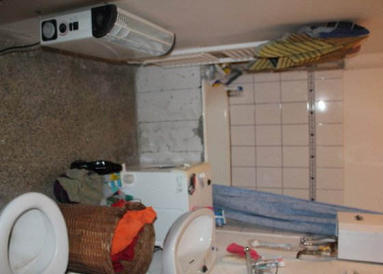 Vydlaždičkování koupelny 18m2, pokládka podlahy v koupelně 3m2