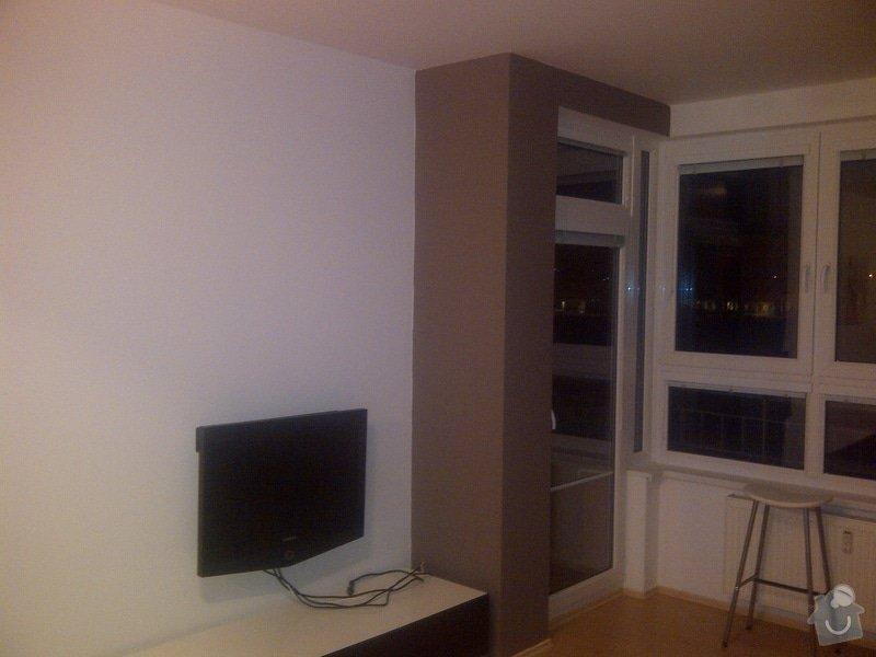 Oprava koupelny malování celého bytu: IMG-20120211-02458