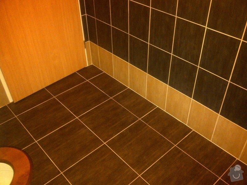 Oprava koupelny malování celého bytu: IMG-20120211-02468
