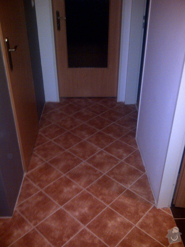 Oprava koupelny malování celého bytu: IMG-20120211-02472
