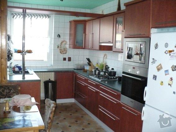 Výroba a montáž kuchyně: P1080233