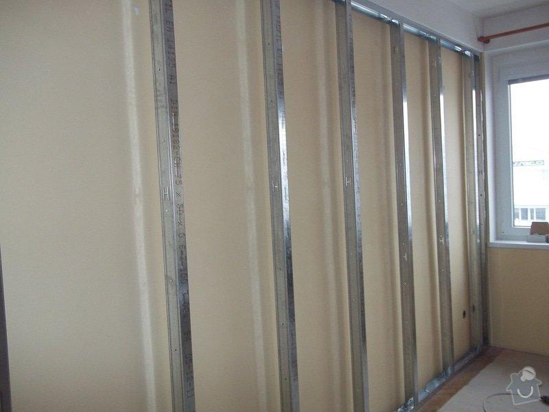 Odhlučnění stěny: 104_1228