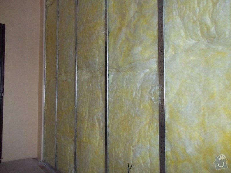 Odhlučnění stěny: 104_1230