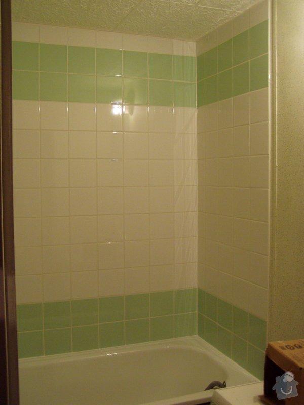 Úprava stěny za vanou: P1010004