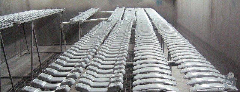 Lakování (nástřik, stříkání) plastových dílů: P1010123