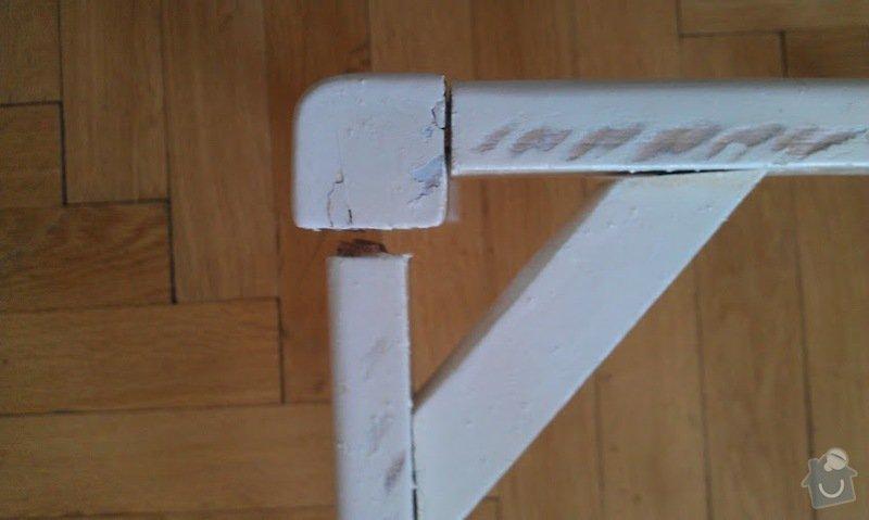 Oprava židle: zidle2