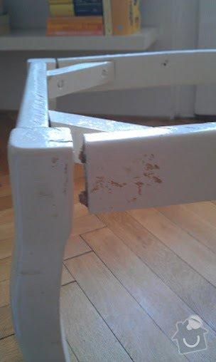 Oprava židle: zidle3