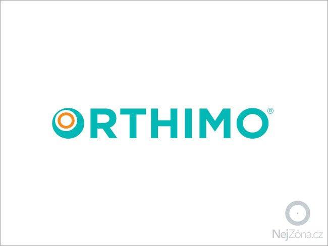 Logo a tiskoviny pro Orthimo: Orthimo_logo