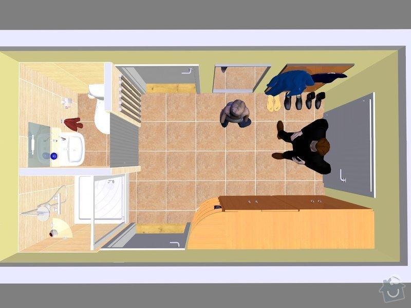 Renovace koupelny ,obklad a dlažba : 30