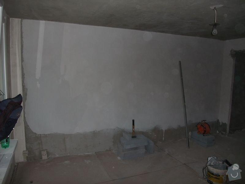 Bourací a zednické práce, instalatérské práce: hotovy-stuk