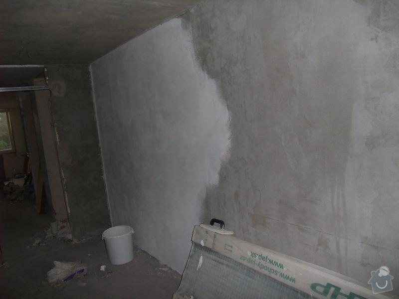 Bourací a zednické práce, instalatérské práce: hotovy-stuk2