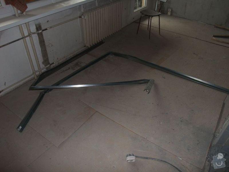 Bourací a zednické práce, instalatérské práce: jen-novy-material