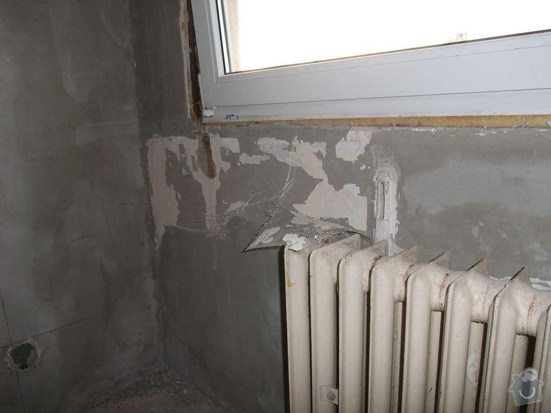 Bourací a zednické práce, instalatérské práce: jsme-peclivi