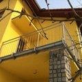 Nerezove zabradli balkonu a nerezove schody img 2996