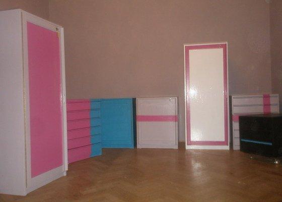 Renovce skříní